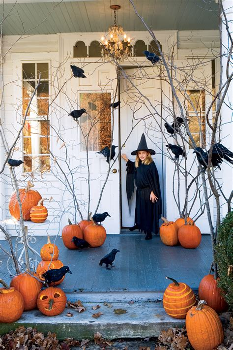 halloween decorations to make at home 11 fun halloween decorating ideas easy halloween decorations
