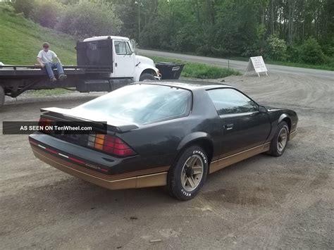 camaro 1985 z28 1985 chevy camaro z28