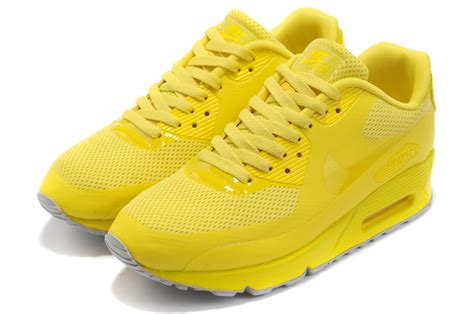 nike air max shoes womens yellow nike0639 76