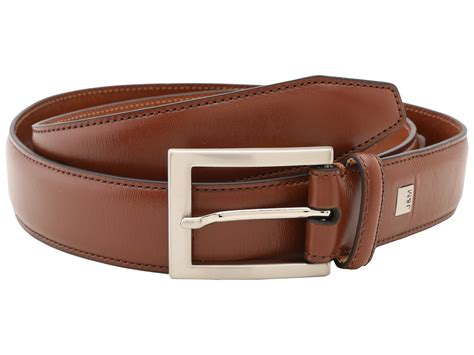 johnston murphy johnston murphy dress belt at zappos