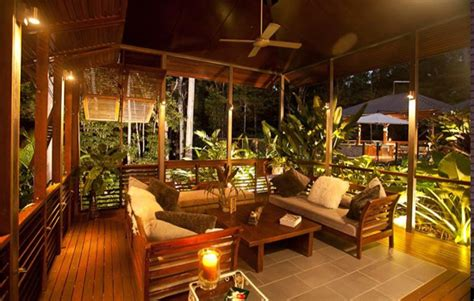 jamie durie tips  outdoor rooms port douglas real