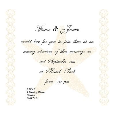 evening wedding invitations married abroad wording for evening wedding invitations cobypic
