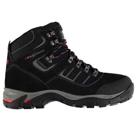 mens karrimor boots karrimor karrimor ksb 200 mens walking boots mens