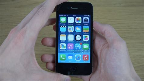 iphone 4 ios 7 1 2 review 4k