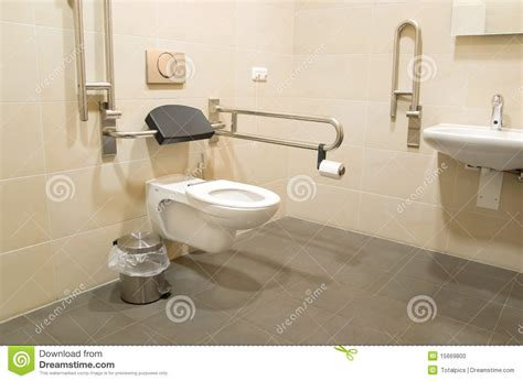 bathroom people bathroom for disabled people stock photo image 15669800