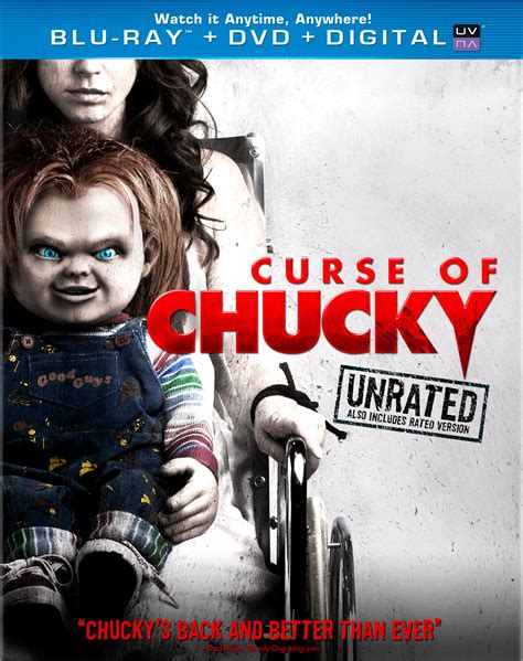film chucky complet full specs for curse of chucky and chucky the complete