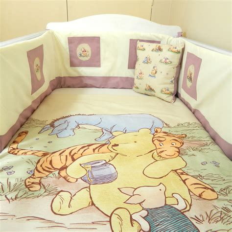 Classic Winnie The Pooh Crib Bedding Set Classic Winnie The Pooh Crib Bedding Set Nursery Room Ideas Winnie The Pooh Crib Bedding Set