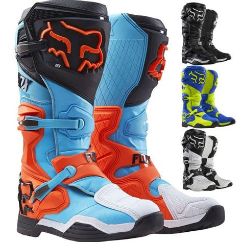 fox racing motocross boots 1000 ideas about dirt bike boots on motocross