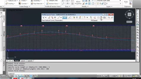 jual tutorial autocad civil 3d tutorial autocad civil 3d 2012 capitulo 5 1 1 youtube