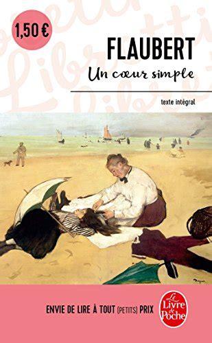 libro un coeur simple libro un coeur simple di gustave flaubert