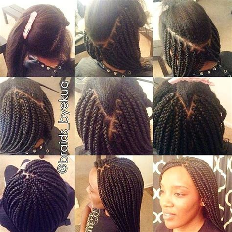 nice braid pattern via narahairbraiding http 738 best images about black girls hair on pinterest