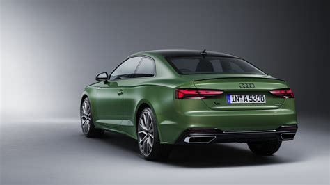 2020 audi a5 coupe 2020 audi a5 gets styling and infotainment updates