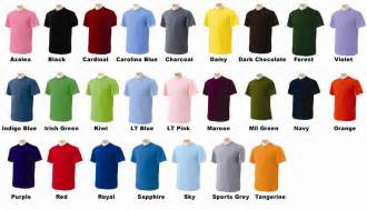 tshirt colors get your club t shirt lowcountry car inc