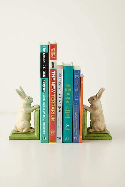 190 Best Images About Rabbit Art Objects On Pinterest Bookends For Rooms