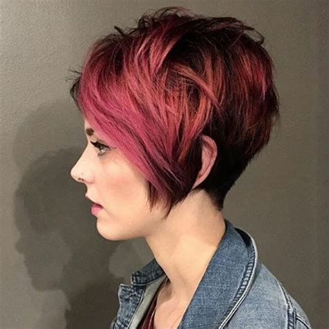 hot new hair styles 30 trendy short hairstyles for thick hair women short
