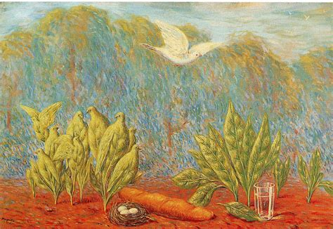 The Clearing the clearing rene magritte biblioklept