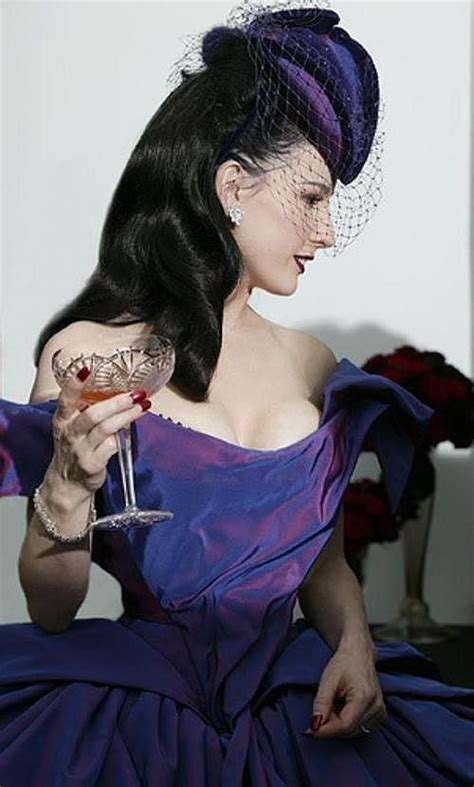 Or Fabulous Dita Teeses Purple Vivienne Westwood Wedding Dress by 41 Best Dita Teese Wedding Images On