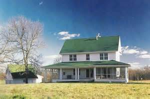 Farmhouse Designs Quot Field Of Dreams Quot Evokes 19th Century Midwest Prairie Vernacular Archi Tecture In A Modern