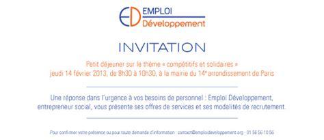 Exemple De Lettre D Invitation à Un Dejeuner Modele Invitation A Dejeuner Document