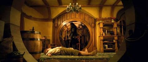 speisekammer hobbit bilbo baggins living room search lord of the