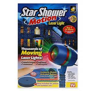 shower 174 motion laser light www bedbathandbeyond