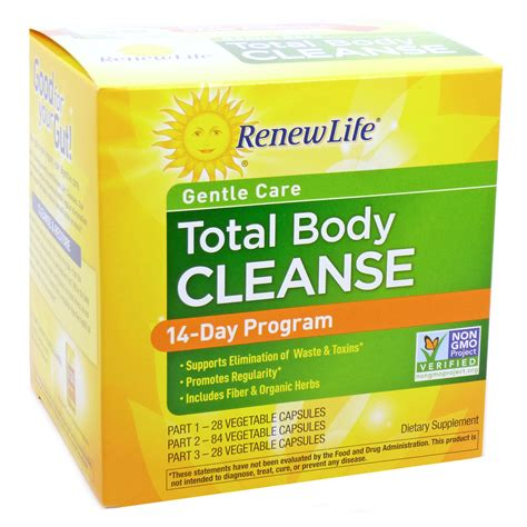 Organic Detox Cleanse by Organic Total Cleanse By Renew Kit