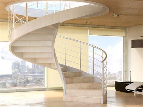 scale elicoidali per interni prezzi scala elicoidale in cemento rintal concrete