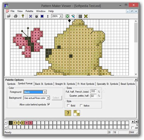 cross stitch pattern maker free mac pattern maker viewer download