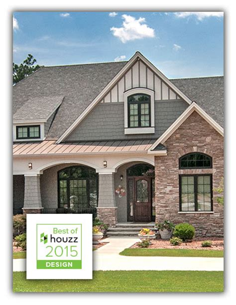 Best Of Houzz 2015 Third Year In A Row Houseplansblog Best Family House Plans 2015