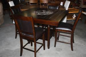 lazy susan dining table southwest surplus warehouse