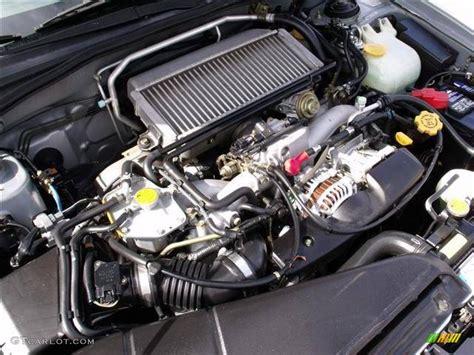 Subaru 2 0 Engine by 2004 Subaru Impreza Wrx Sport Wagon 2 0 Liter Turbocharged
