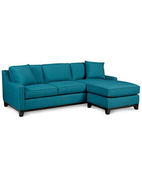 S Furniture Sofas by Keegan Fabric 2 Sectional Sofa Furniture Macy S