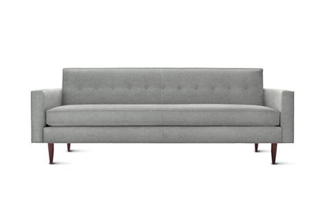 dwr sofa bantam 86 quot sofa design within reach