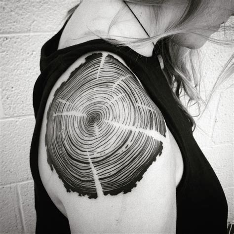 wood tattoo 25 best ideas about wood on tree rings