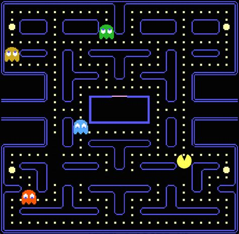 of pacman the history of pac