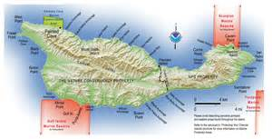map of island california channel islands maps npmaps just free maps period