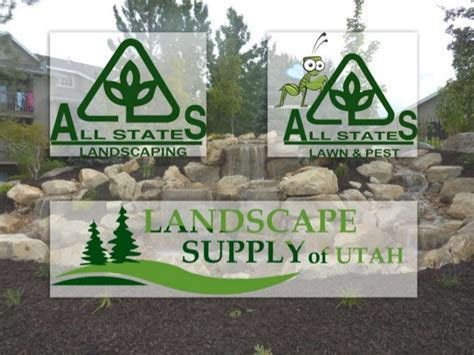 all states landscaping landscape supply of utah all