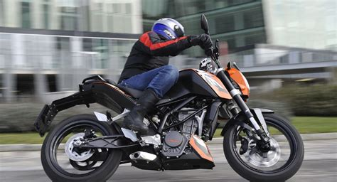 Ktm 125 Duke Top Speed 2012 Ktm 125 Duke Picture 436557 Motorcycle Review