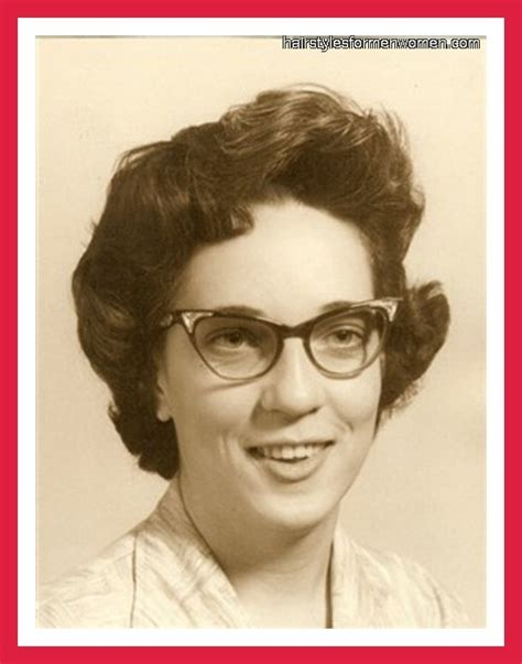 hairstyles for glasses for women in forties 17 best images about hair 40s 50s on pinterest 1950s