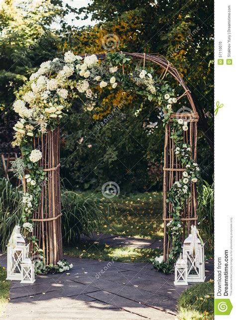 Wedding Arch Perth by Image Gallery Rustic Arch