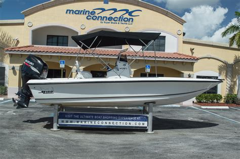 mako boats shallow water used 1999 mako bayshark 2100 boat for sale in west palm