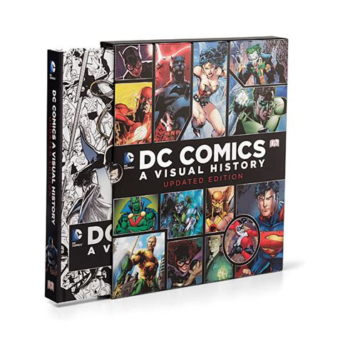 architecture a visual history books dc comics a visual history book