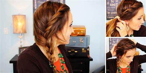 tutorial kepang rambut air terjun video tutorial kepang natural untuk acara santai