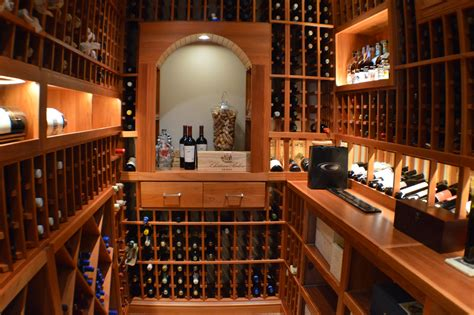 California Closets Wine Storage by Pleasing 70 Home Wine Cellar Closet Design Decoration Of