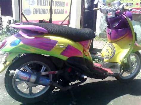 modifikasi mio fino thailand this is modifikasi mio fino airbrush knalpot racing bpak2