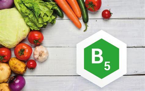 acido pantotenico alimenti i benefici della vitamina b5 romagna a tavola news