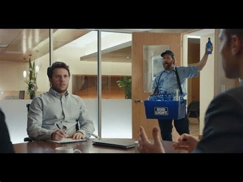 new bud light commercial ad of the day bud light football beer vendor follows fan