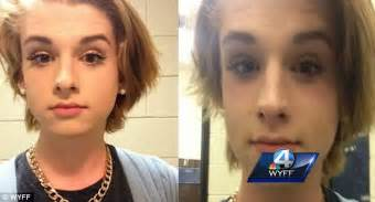 boy makeup like girl chase culpepper was devastated when dmv banned make up for