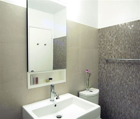 small nyc bathroom modern bathroom new york by