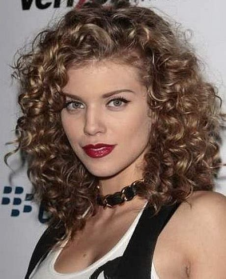 Medium Length Naturally Curly Hairstyles by Medium Curly Hairstyles Hairstylegalleries